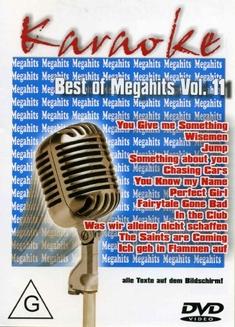 KARAOKE - BEST OF MEGAHITS VOL. 11