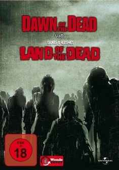 LAND OF THE DEAD/DAWN OF THE DEAD  [2 DVDS] - George A. Romero, Zack Snyder