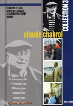 CLAUDE CHABROL COLLECTION 3  [3 DVDS] - Claude Chabrol