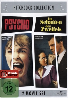 HITCHCOCK COLLECTION: PSYCHO/IM SCH...  [2 DVDS] - Alfred Hitchcock