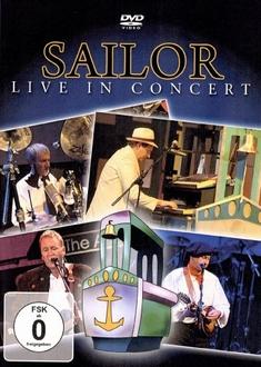 SAILOR - LIVE IN CONCERT