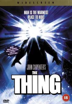 THING (DVD) - John Carpenter