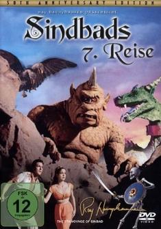 SINDBADS 7. REISE - 50TH ANNIVERSARY EDITION - Nathan Juran