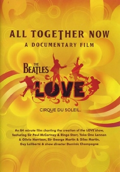 BEATLES - ALL TOGETHER NOW/A DOCUMENTARY FILM - Adrian Wills