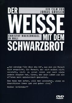DER WEISSE MIT DEM SCHWARZBROT - Jonas Grosch