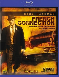 FRENCH CONNECTION 1  [2 BRS] - William Friedkin