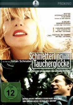 SCHMETTERLING UND TAUCHERGLOCKE - Julian Schnabel