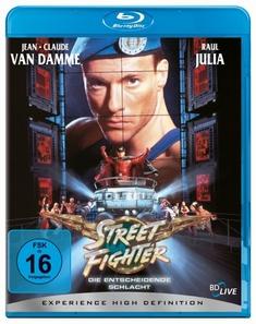 Genre/thema: action - street fighter - die entscheidende schlacht die