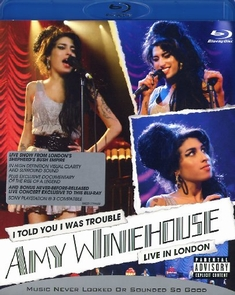AMY WINEHOUSE - I TOLD YOU I WAS TROUBLE/LIVE .. - Hamish Hamilton