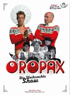 oropax die weihnachts show comedy sketch humor. Black Bedroom Furniture Sets. Home Design Ideas