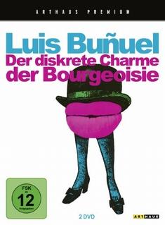 DER DISKRETE CHARME DER BOURGEOISIE  [2 DVDS] - Luis Bunuel