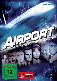 AIRPORT ULTIMATE COLLECTION - BOX  [4 DVDS]