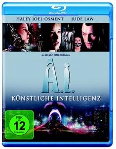 A.I. KÜNSTLICHE INTELLIGENZ - Steven Spielberg