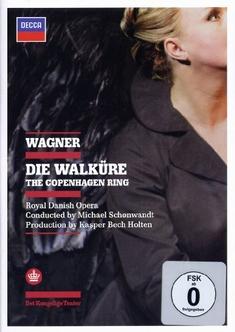 RICHARD WAGNER - DIE WALKÜRE/THE COP... [2 DVDS]