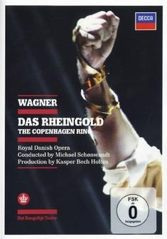 RICHARD WAGNER - DAS RHEINGOLD/COPENHAGEN RING
