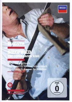 RICHARD WAGNER - SIEGFRIED/THE COPEN... [2 DVDS]