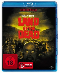 LAND OF THE DEAD  [DC] - George A. Romero