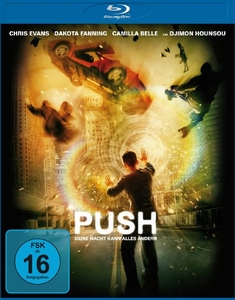PUSH - Paul McGuigan