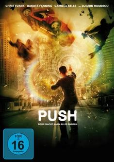 PUSH - Paul McGuigan