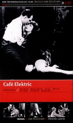 CAFE ELEKTRIC / EDITION DER STANDARD - Gustav Ucicky