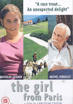 GIRL FROM PARIS (DVD)