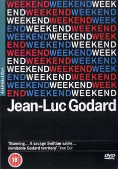 WEEKEND (DVD) - Jean-Luc Godard