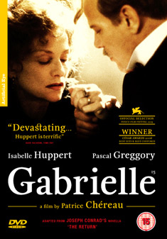 GABRIELLE (DVD)