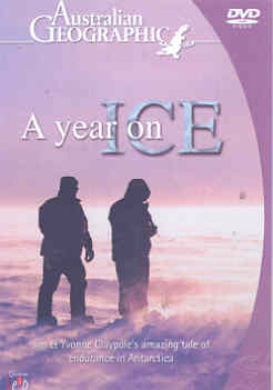 YEAR ON ICE (DVD)