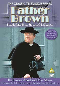 FATHER BROWN-HAMMER OF GOD (DVD)