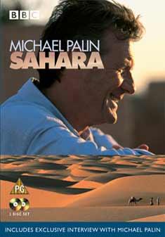 SAHARA (MICHAEL PALIN) (DVD)