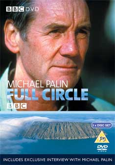 FULL CIRCLE-MICHAEL PALIN (DVD)