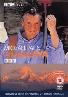 MICHAEL PALIN-HIMALAYA (DVD)