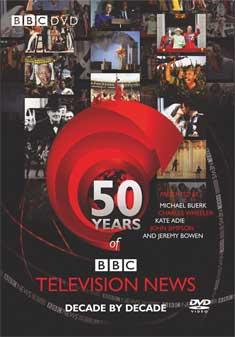 50 YEARS OF BBC TV NEWS (DVD)