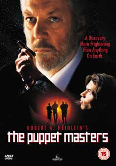 PUPPET MASTERS (DVD)