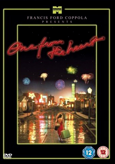 ONE FROM THE HEART (DVD) - Francis Ford Coppola