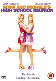 ROMY & MICHELLE'S HIGH SCHOOL (DVD)