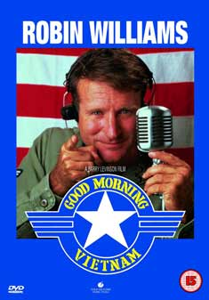 GOOD MORNING VIETNAM (DVD) - Barry Levinson