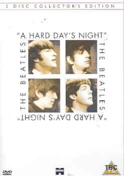 HARD DAY'S NIGHT-BEATLES (DVD)