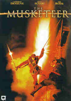 MUSKETEER (DVD)