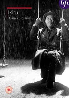 IKIRU (DVD) - Akira Kurosawa