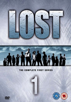 LOST-COMPLETE FIRST SERIES (DVD)