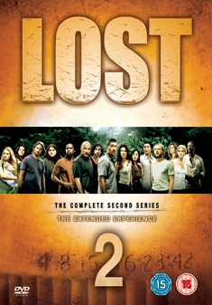 LOST-COMPLETE SECOND SERIES (DVD)