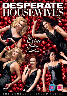 DESPERATE HOUSEWIVES-SERIES 2 (DVD)