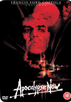 APOCALYPSE NOW STEELBOOK (DVD) - Francis Ford Coppola