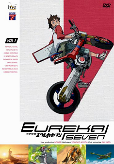 EUREKA SEVEN VOL.1 (DVD)