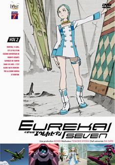 EUREKA SEVEN VOL.2 (DVD)
