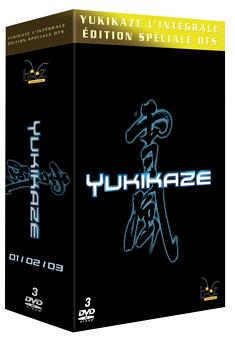 YUKIKAZE BOX SET (DVD)