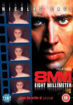 8MM (DVD) - Joel Schumacher