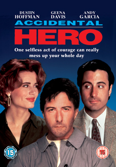 ACCIDENTAL HERO (DVD) - Stephen Frears