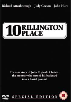10 RILLINGTON PLACE (DVD)